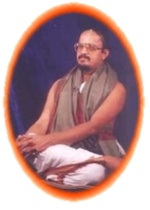 SwamijiCrossLegged