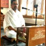 Sri G on Guru Poornima 2014