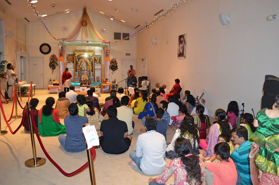 """""""Practical Aspects of Srimad Bhagavatam"""" lecture in Raleigh, North Carolina"""