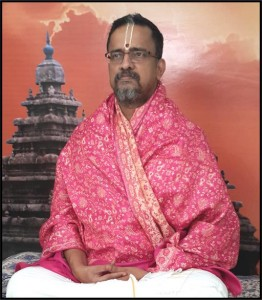 Sri Swamiji - ND Bhoomi pooja.