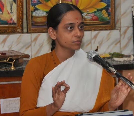 Sri Poornimaji