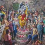 Govardhana Giridhari