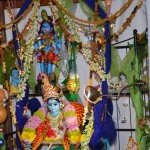 Sri Krishna Janmashtami Celebrations in Raleigh, North Carolina — Sep'2015
