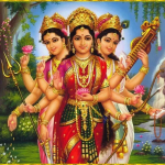 Navaratri, Kolu and The Mother Goddess