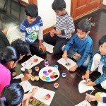 Special Diwali Celebrations by Pearland Gopakuteeram kids