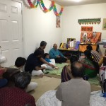Sri Hanumath Jayanthi  Celebrations and Sri Andal Kalyanam in Richmond,VA