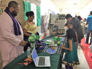 Nigeria booth