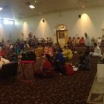 Sri Poornimaji's satsangs in Birmingham,AL