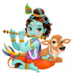 Krishna – Precious Gems for Fruits!
