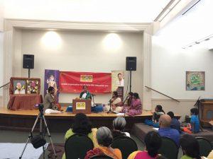 Bhakta Vijayam Hari Katha by Sri Poornimaji at Concord MA