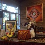 Sundarakandam discourse by Sri Poornimaji in Detroit, MI