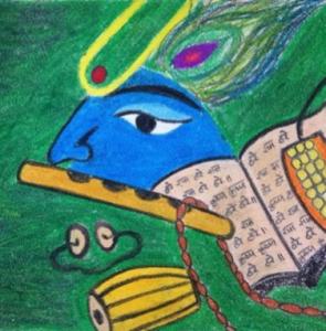 Krishna lilla