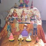 Special Navarathri celebrations in Houston Namadwaar by Gopakuteeram kids