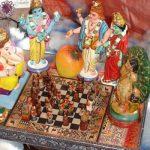 Nama Bhakti Vaibhavam Golu for Navaratri in Minneapolis