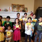 Deepavali and Sri Swamiji's Jayanthi Celebrations in Coppell, TX