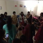 Baby Shower in Bhagavata Dharma at Norwood MA
