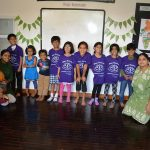 Vibrant India Summer Camp in Houston Namadwaar