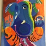 Ganesha – A Simple Child Deity