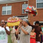 Janmashtami Celebrations in Virginia Namadwaar