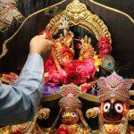 Sri Madhuri Sakhi Samedha Sri Premika Varadha Yugala Sarkar Pravesham in Richmond,VA