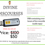 Divine Discourses USB sale