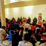 Kalpatharu Day Mass Prayer at Houston by Sri Poornimaji