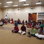 """The Treasure of Sanathana Dharma-For This Age""-Discourse by Sri Ramanujamji in San Antonio,TX"