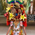 Tamil New Year Celebration in Namadwaar, Dallas Tx