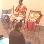 Sri Ramanujamji's Satsangs in Raleigh, North Carolina