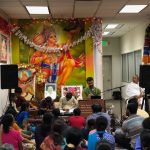 Exposition of Mahamantra Kirtan in Bay Area