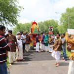 Sri Jagannath Ratha Yatra in Richmond, VA