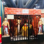 Janmashtami Booth at George Brown Convention Center in Houston