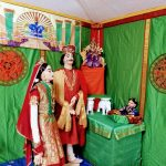 Unique Radhashtami Celebrations at Houston Namadwaar