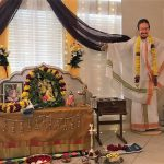 HH Maharanyam Sri Sri Muralidhara Swamiji Jayanthi and Deepavali Satsangs in Houston