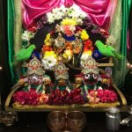 Danur Month Celebration with Andal Kalyanam Virginia Namadwaar
