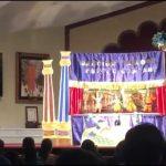 Ramayana Bommalattam – Dancing Peacock Puppet show in Chaska MN