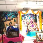 Madhurotsav Celebration with Sri Poornima ji, Atlanta Namadwaar