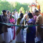 Krishna Leela Sthalam Sri Brindavanam, Virginia inaugurated by Sri Poornima ji
