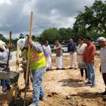 Houston Namadwaar New Building Construction Begins