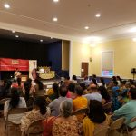 'Guru Matha Guru Pitha'- Discourse by Sri Poornimaji in Boston
