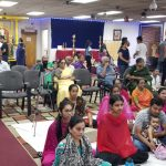 Sri Poornimaji's Satsangs in New Jersey-June 2019