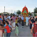 Ratha Yathra in Orlando, Florida
