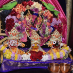 Sri Andal Jayanthi Celebration in Virginia Namadwaar