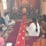 Janmashtami Celebration in Virginia Namadwaar
