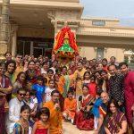 Sri Jagannath Rath yatra in Orlando, FL