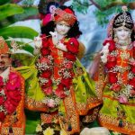 Radhashtami celebration in Atlanta Namadwaar, GA