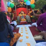 Sri Radhashtami Celebrations & Commencement prayer for Students in Virginia Namadwaar, VA