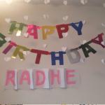 Radhashtami Utsav in Toronto, Canada
