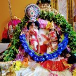 Saraswati Pooja and Vijayadasami Celebrations at Houston Namadwaar