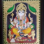 Quiz Time : Indian Art – Tanjore Painting